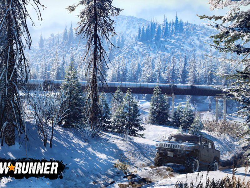 SnowRunner – brud jeszcze nigdy nie był tak przyjemny