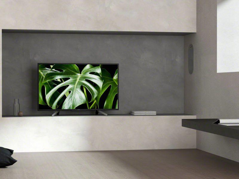 Jak prawidłowo ustawić telewizor marki Sony?