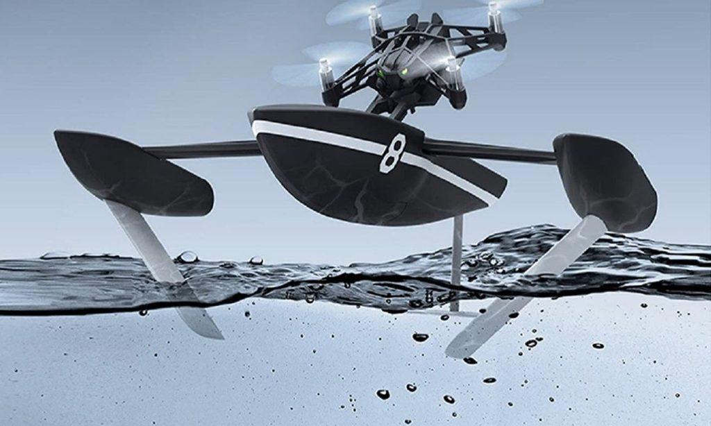 zabawka interaktywna quadrocopter minidron