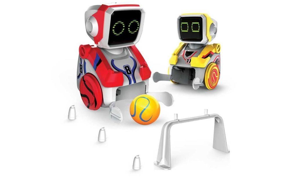 zabawki interaktywne roboty kickabot