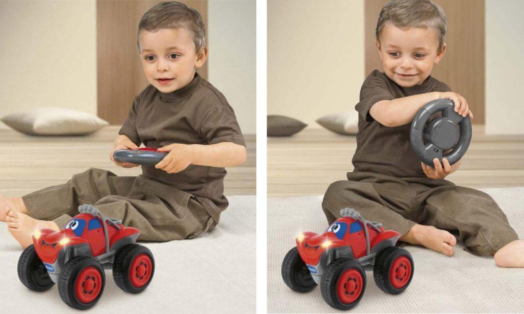 zabawki interaktywne samochód chicco