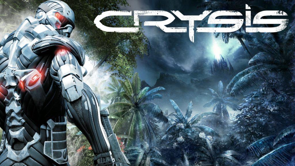Crysis logo gry