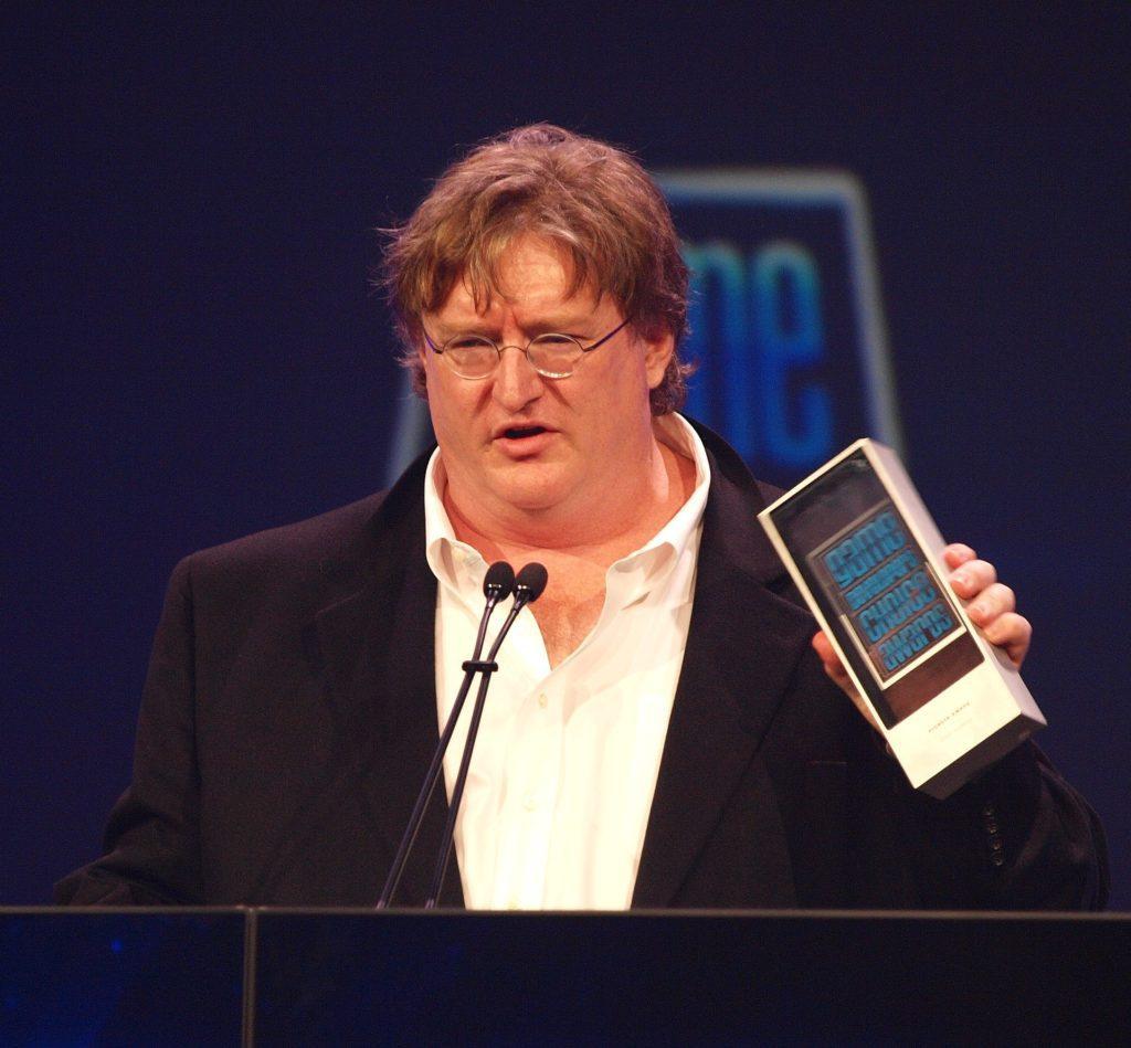 Gabe Newell szef studia Valve