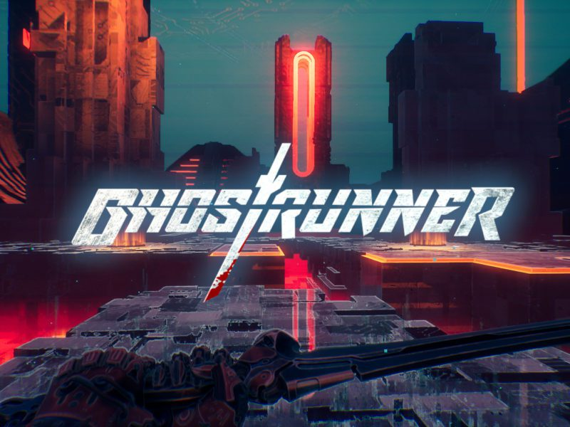 Ghostrunner – cyberpunkowy ninja na nowym gameplay'u z komentarzem