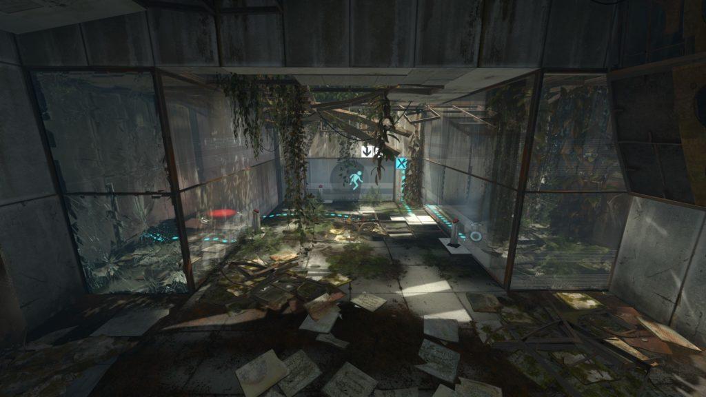 Portal 2 Aperture Science screenshot