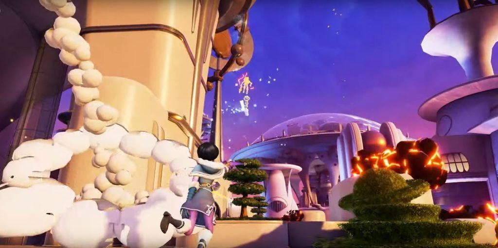 Rocket Arena EA Originals