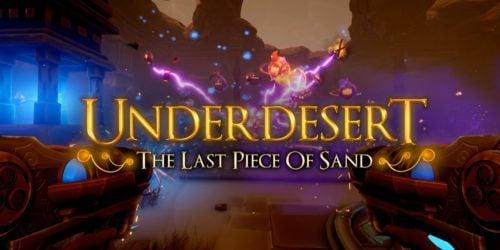 Underdesert: The Last Piece of Sand - gra roguelite w stylu Serious Sama prosto z polski