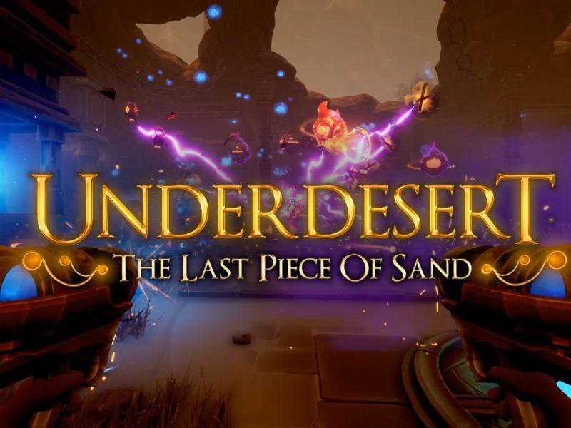 Underdesert: The Last Piece of Sand – gra roguelite w stylu Serious Sama prosto z polski