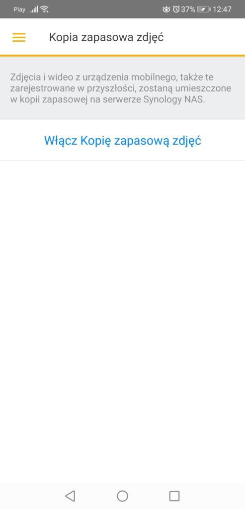 Aplikacja DS File kopia zapasowa zdjęć ze smartfona