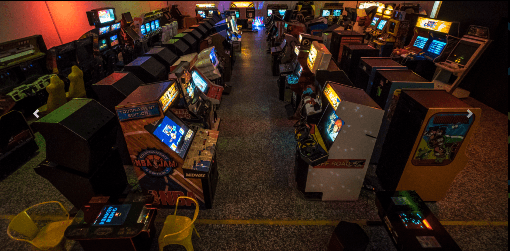 kraków arcade museum