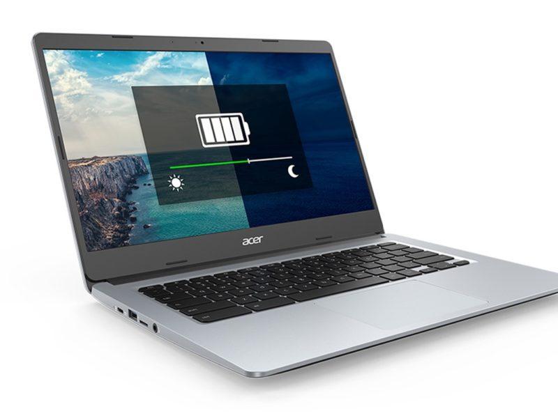 Laptop z Chrome OS i dyskiem w chmurze. Dla kogo jest Chromebook CB314?
