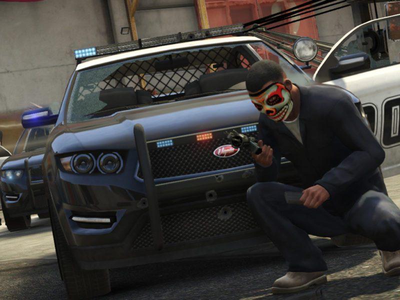 Jak okraść gracza w GTA Online? Wezwij oprycha