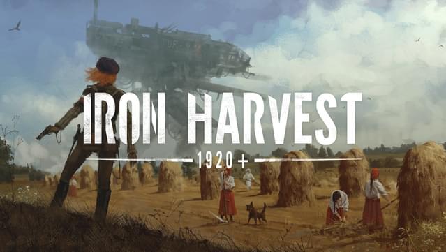 Iron Harvest demo grywalne