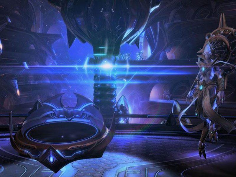 StarCraft 2. Porady za darmo. #2 – Jak grać Protossami?