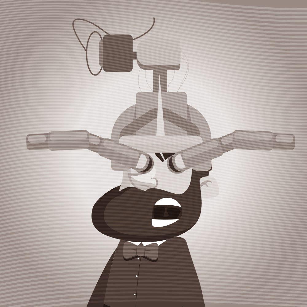 luneta futura okulary vr miecz damoklesa
