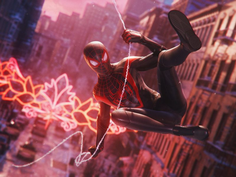 """Marvel's Spider-man Miles Morales"" – nowy Pająk na PS5"