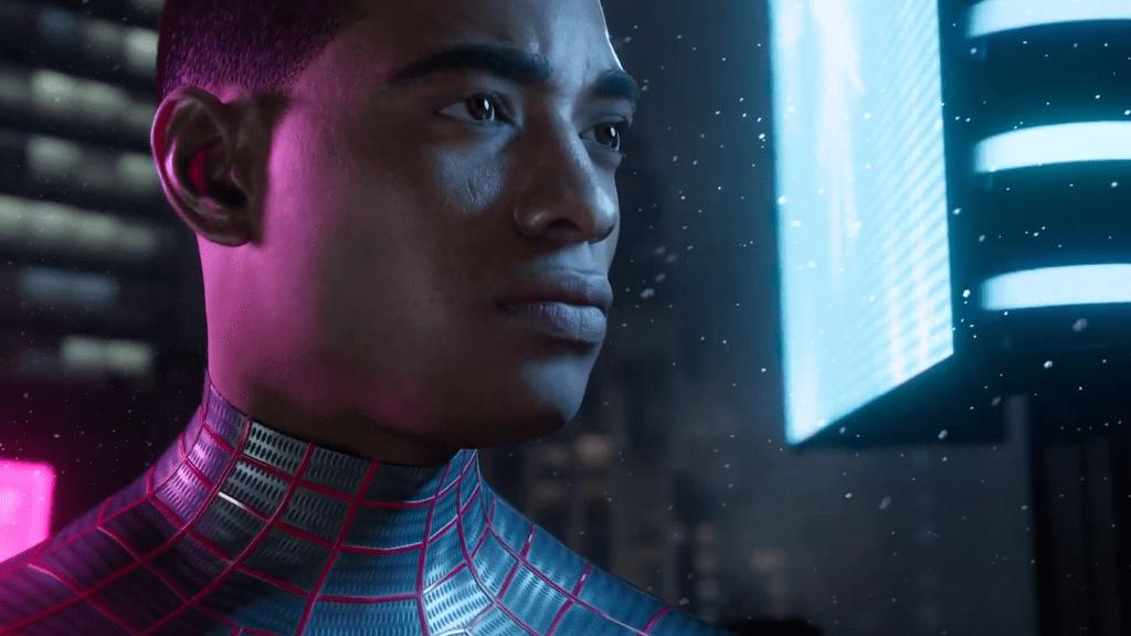 marvel's spider-man miles morales ps5