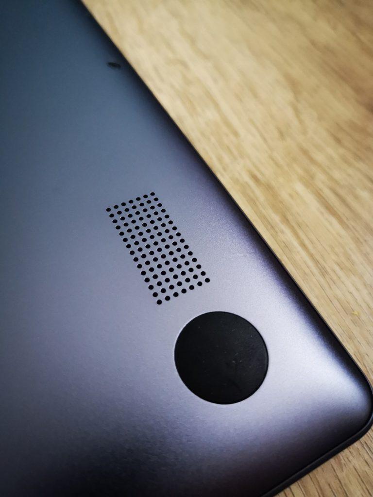 Huawei MateBook 13 głośniki stereo