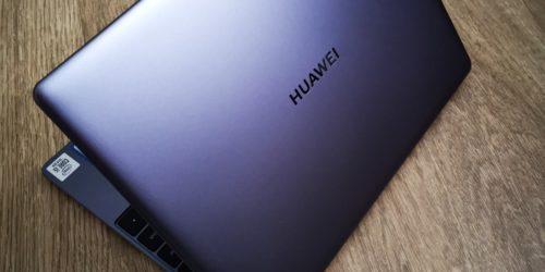 Aksamitny minimalizm. Recenzja Huawei MateBook 13 2020