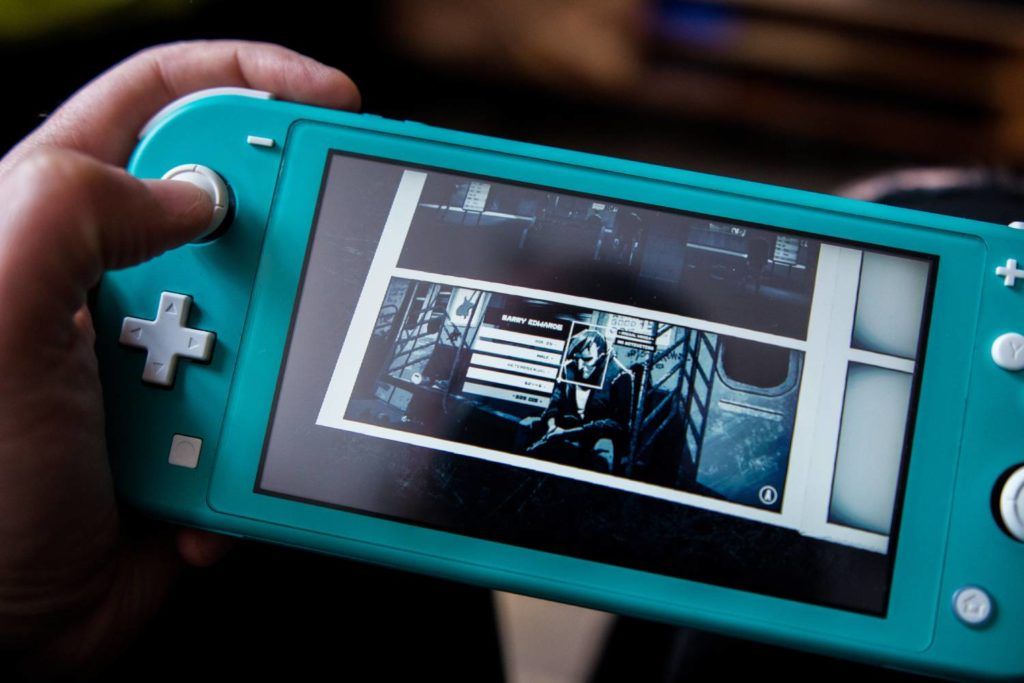 Liberated na Nintendo Switch