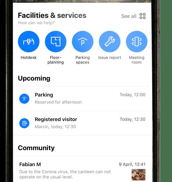 Nowa technologia w polskich biurowcach. Colliers wprowadza Office App