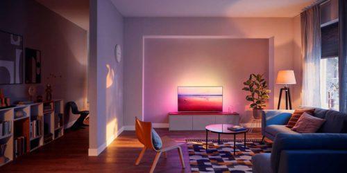 Philips 55PUS6754 – test i recenzja 55-calowego telewizora 4K