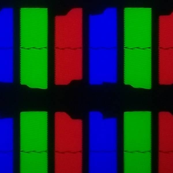 wygląd pikseli matrycy telewizora samsung 65tu8502