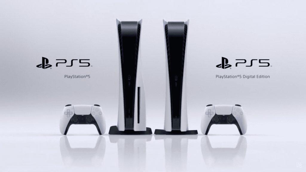 playstation 5 obie wersje konsoli