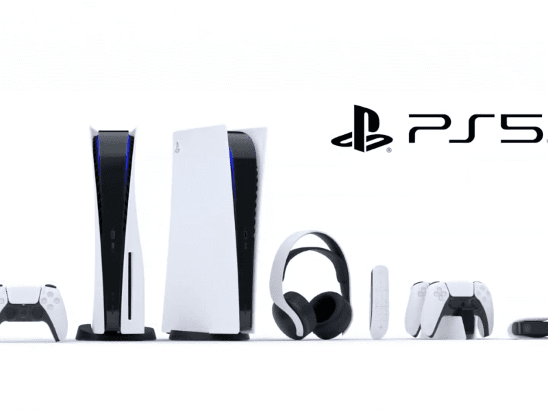 Gry na PlayStation 5 – nie przechowasz ich na zewnętrznym dysku