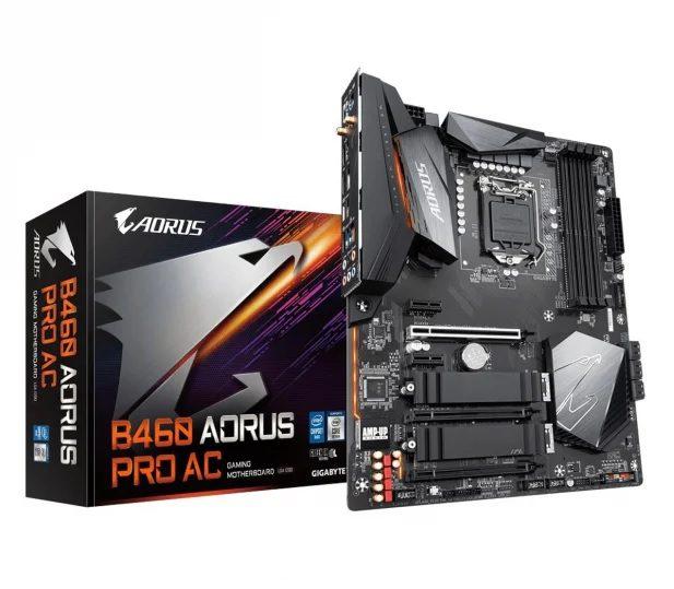 Sprawdź polecane płyty główne z chipsetami Intel B460, H410 i H470