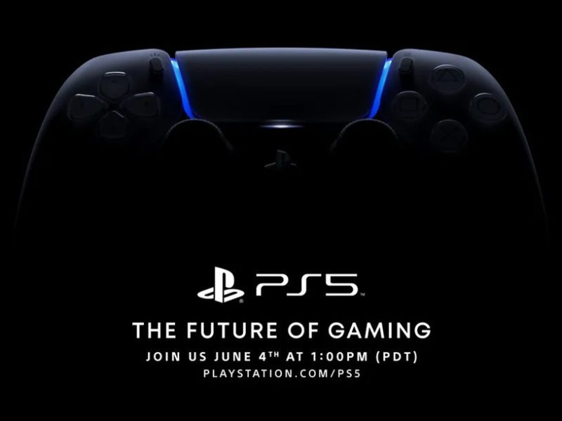 PS5 już oficjalnie? Dowiemy się 4 czerwca