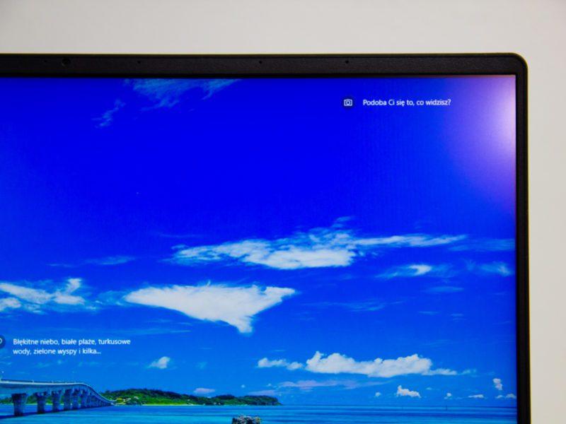 Acer swift 3 test recenzja Asus K555L porównanie matryc IPS TN cienka ramka gruba raka balcklight bleeding