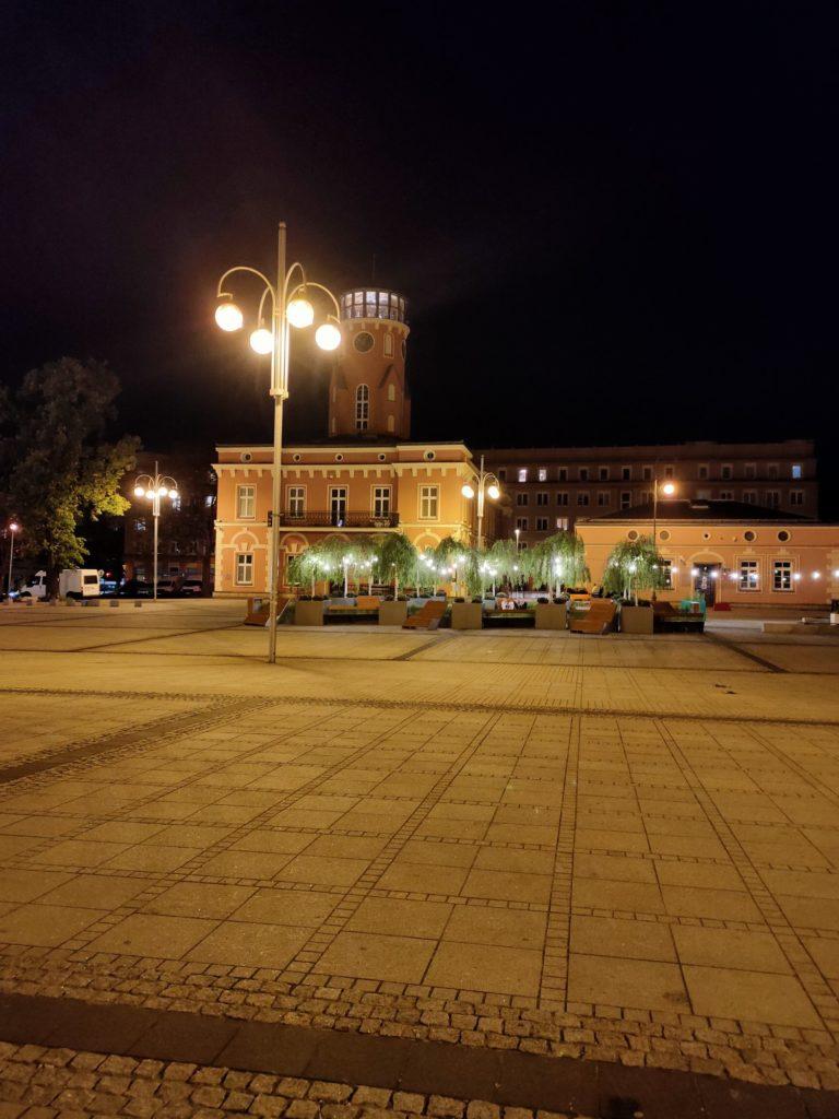 realme 6 pro zdjęcie ultra night