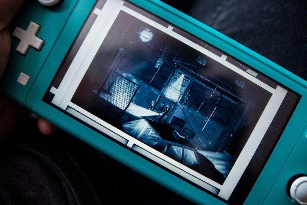 recenzja gry Liberated na Nintendo Switch
