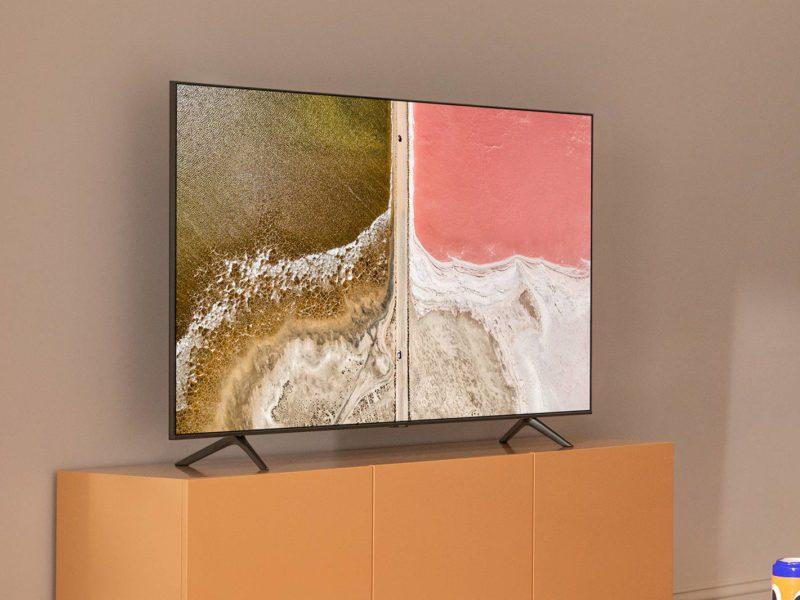 Samsung 55Q64TA – test i recenzja podstawowego telewizora QLED