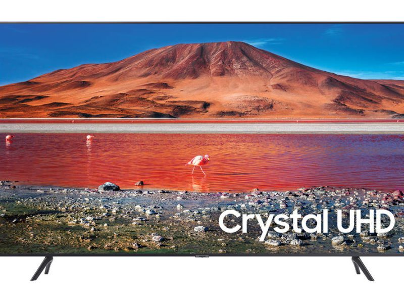 Samsung 55TU7102 – test i recenzja przystępnego telewizora 4K