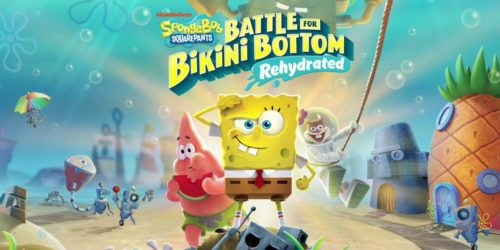 SpongeBob SquarePants Battle for Bikini Bottom – Rehydrated – dziś premiera