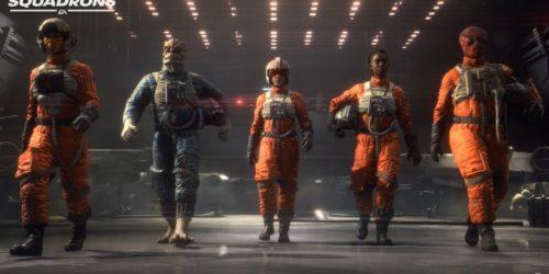 """""""Star Wars: Squadrons"""" – nadlatuje nowa gra z universum """"Gwiezdnych wojen"""""""