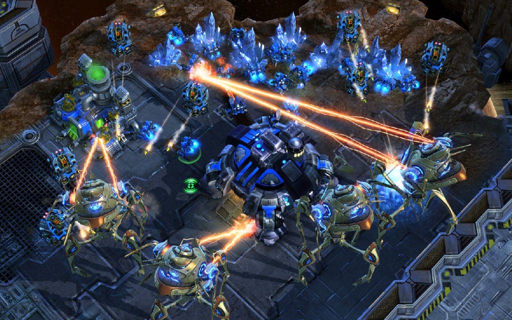 Porady jak grać Protossami w StarCraft 2
