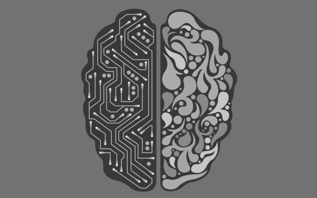 sztuczna inteligencja i mózg człowieka