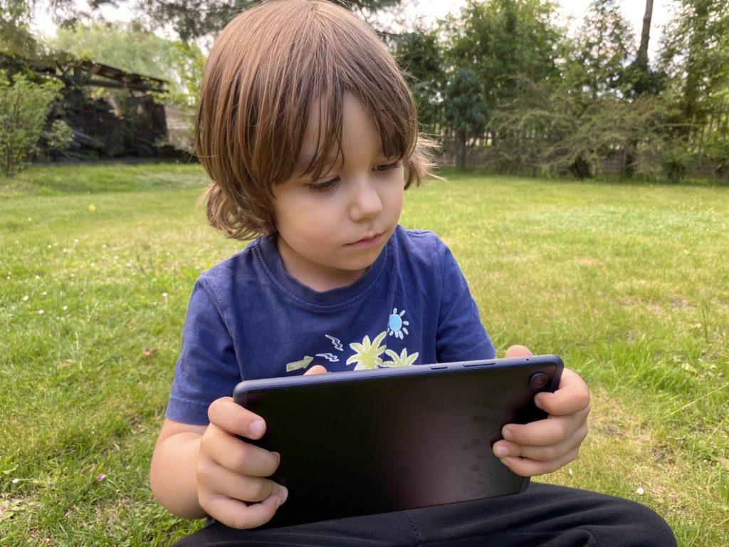 tablet Huawei MatePad T8 - wielkość