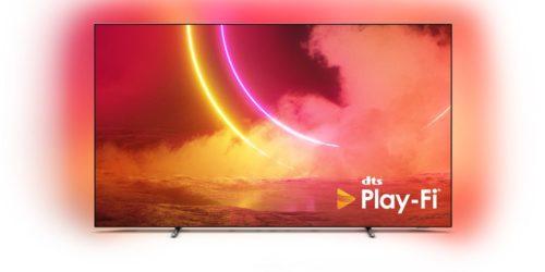 Telewizory i soundbary Philipsa wkrótce z obsługą Play-Fi