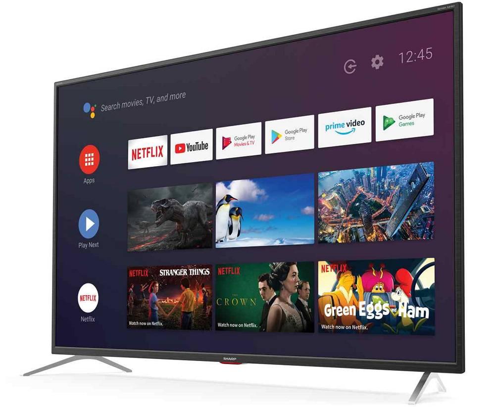 telewizor sharp z systemem android
