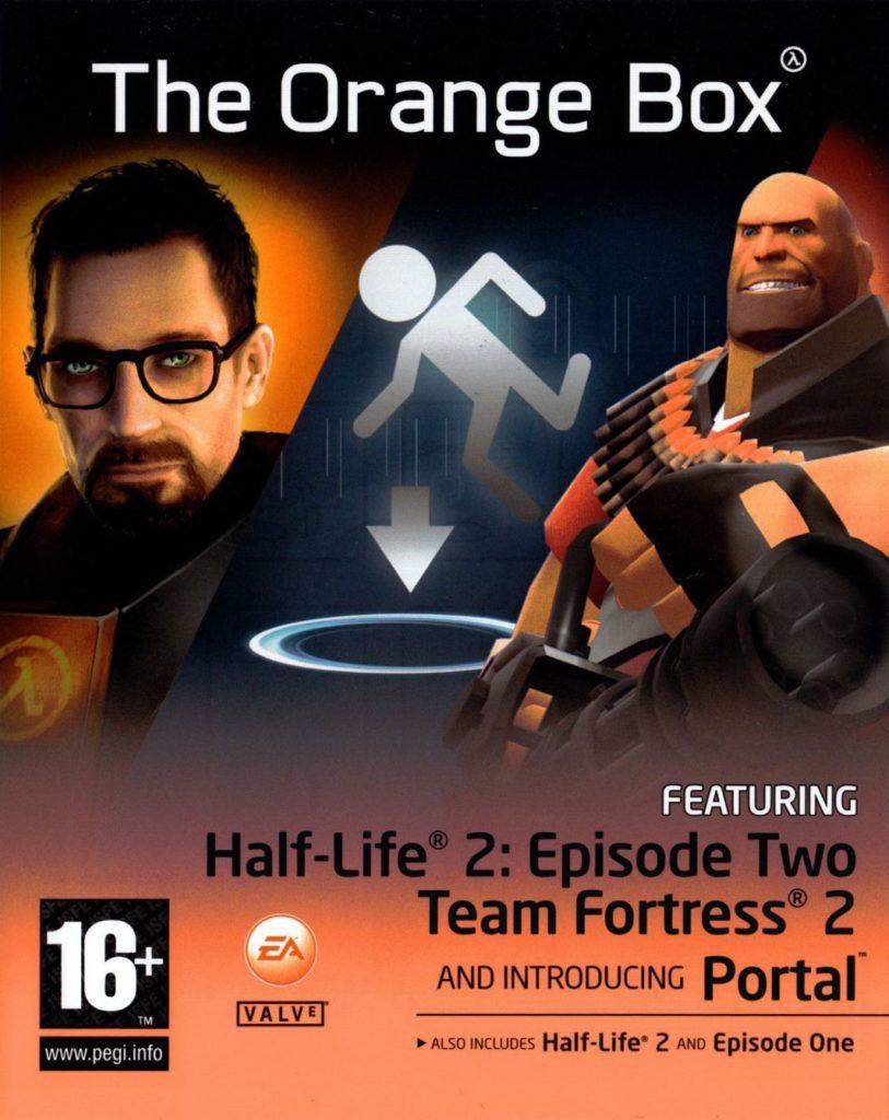 the orange box gry