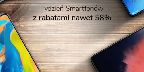 Trwa Tydzień Smartfonów w x-kom z rabatami nawet do 58%