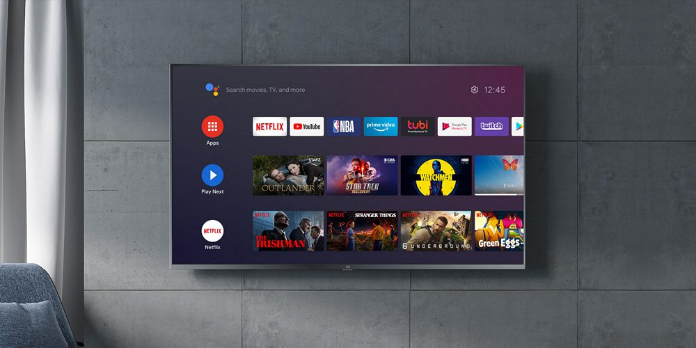Jak działa VoD (YouTube, IPLA itp.) w telewizorach Xiaomi?
