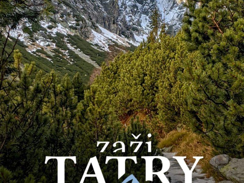 Turystyczny przewodnik po górach? Odkryj aplikację Zaži Tatry z mapami 3D