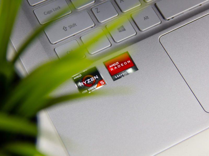 AMD nieźle namieszało! Recenzja Acera Swift 3 z Ryzenem 5