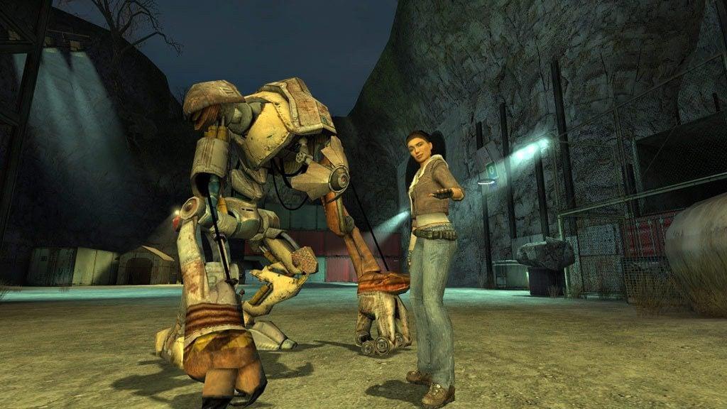 Alyx z Half-Life