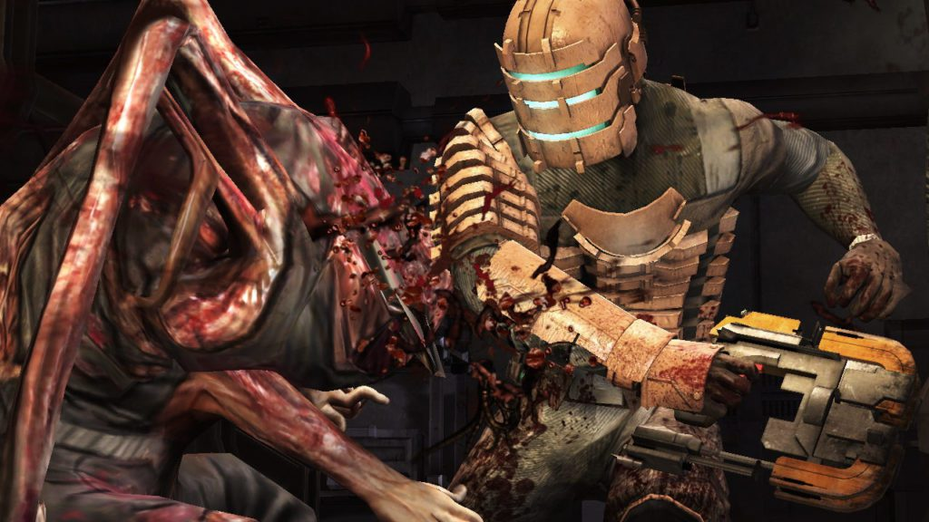 Dead Space protagonista